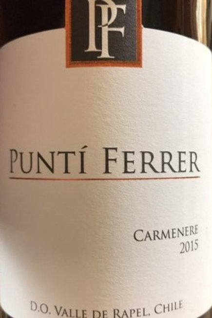 Punti Ferrer Carmenere