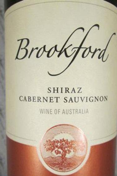 Brookford Shiraz - Cabernet Sauvignon