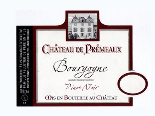 Chateau de Premeaux Bourgogne