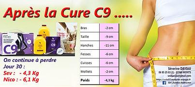 mincir cure c9