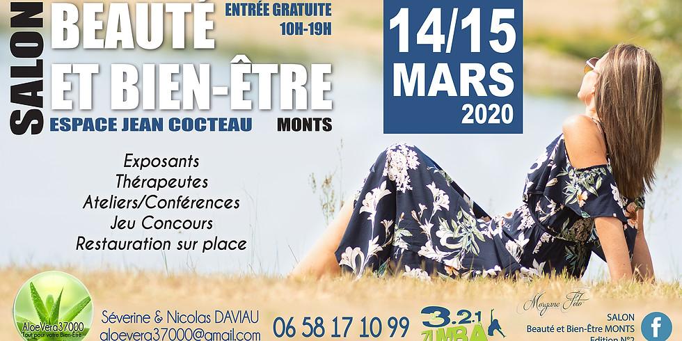 SALON Beauté et Bien-Être MONTS - Edition N°2