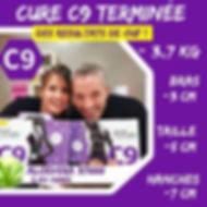 Cure C9 - Aloe Vera 9 jours pour se sentir bien - des résultats de fou