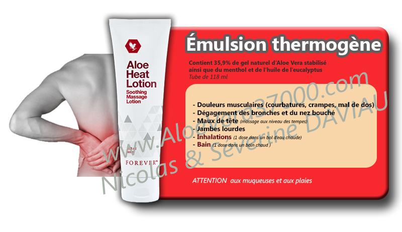 Heat Lotion - Ref 64