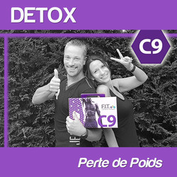 c9 detox perte de poids