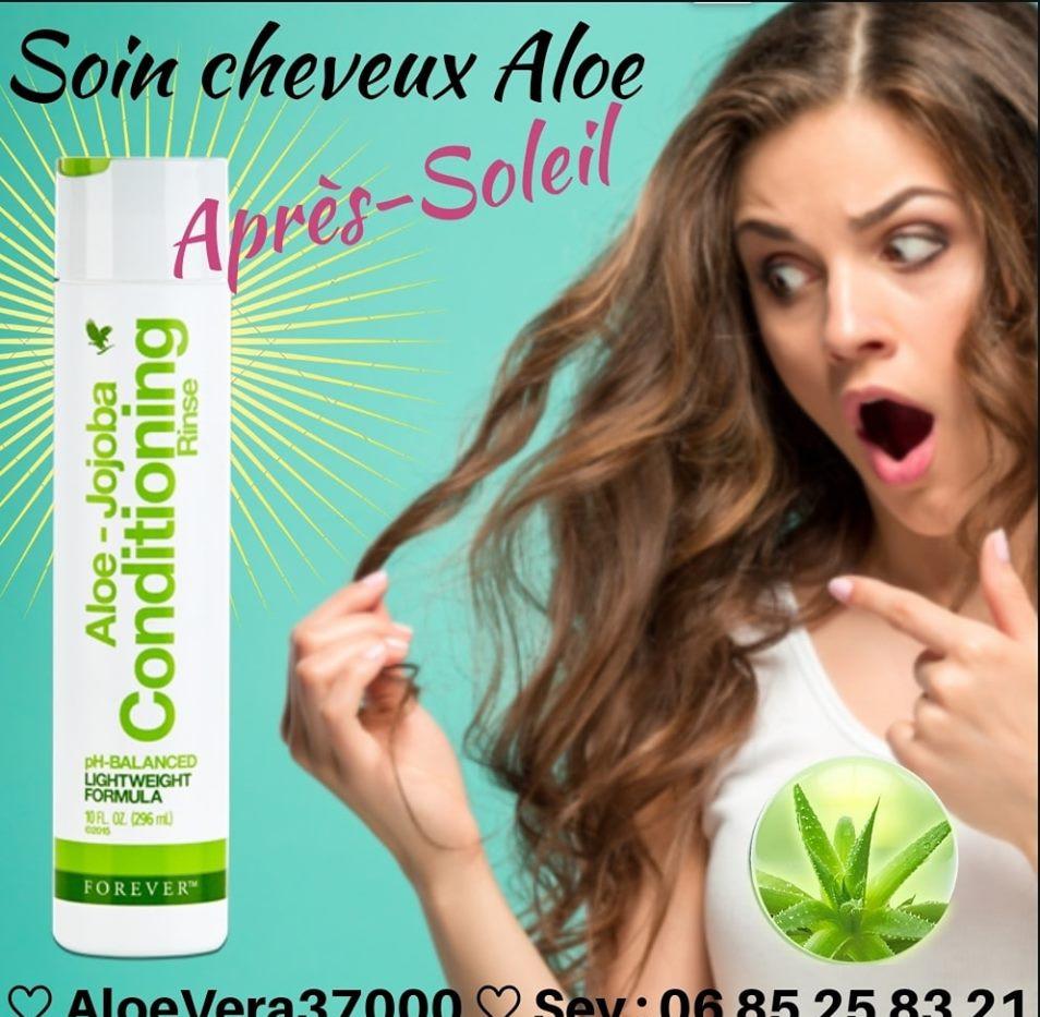 Un soin Aloe Vera pour vos cheveux