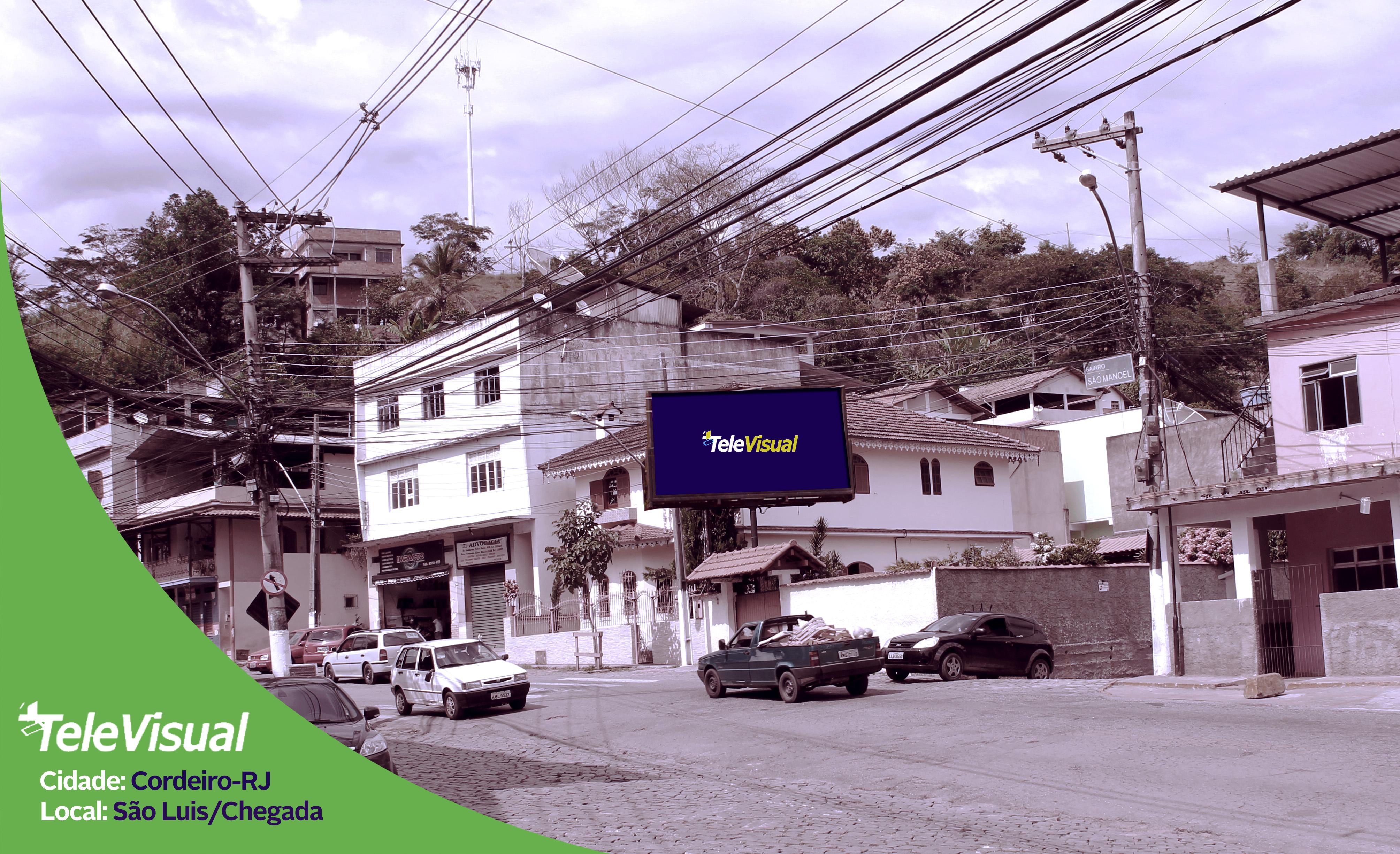 Televisual Cordeiro-RJ
