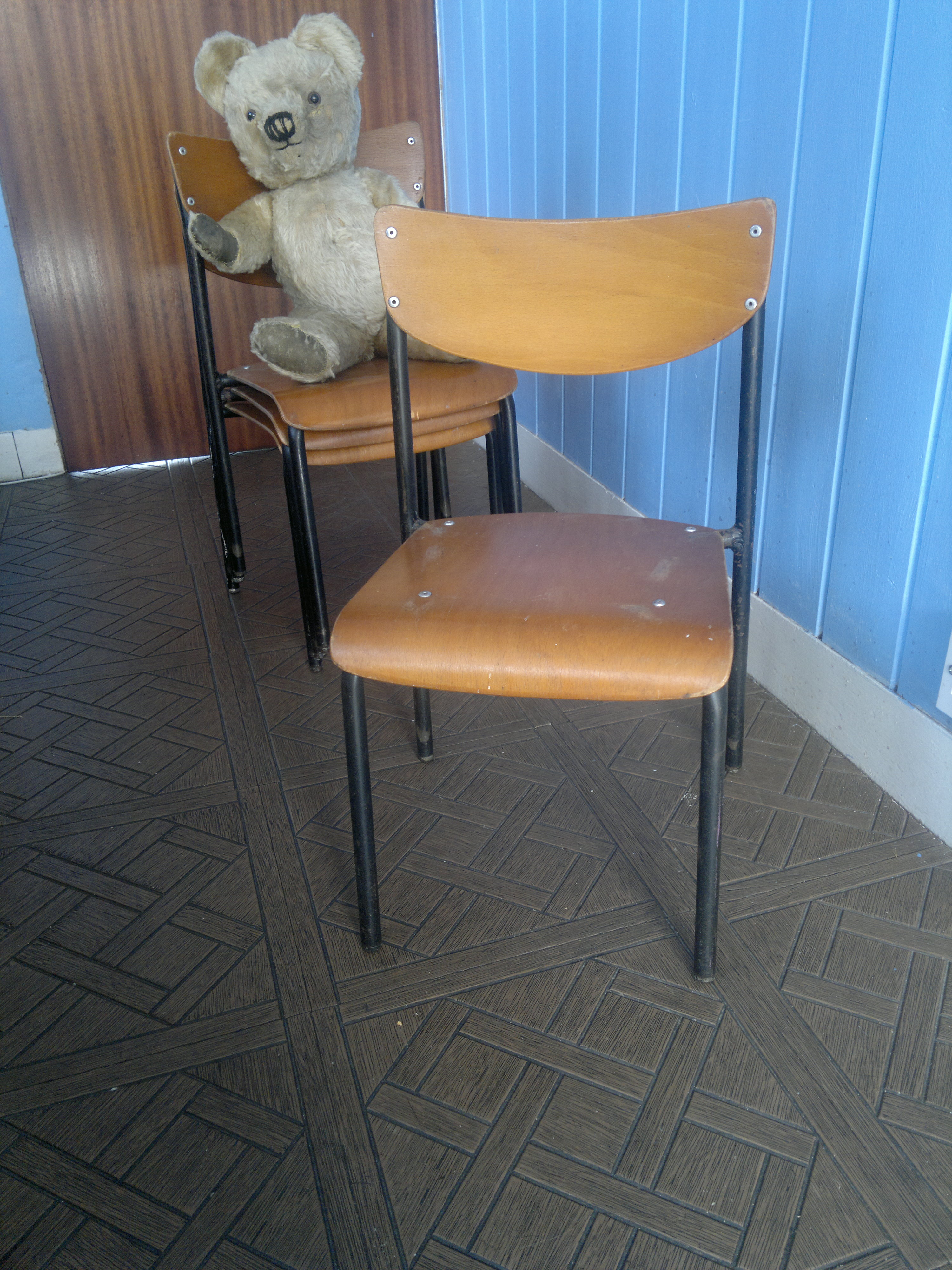 Retro Infant School Chair​
