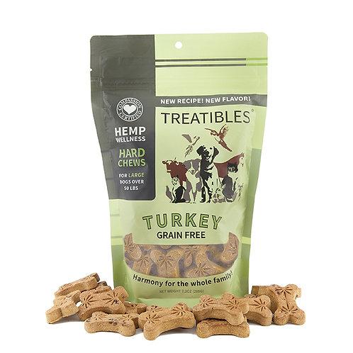 Full Size – Large Turkey Hard Chews (45 ct) – Canine