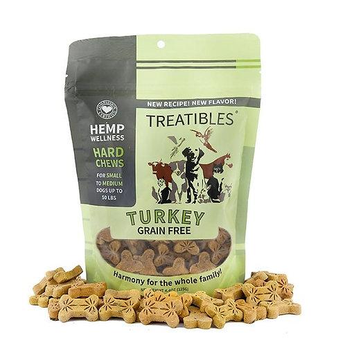 Full Size – Small Turkey Hard Chews (75ct) – Canine