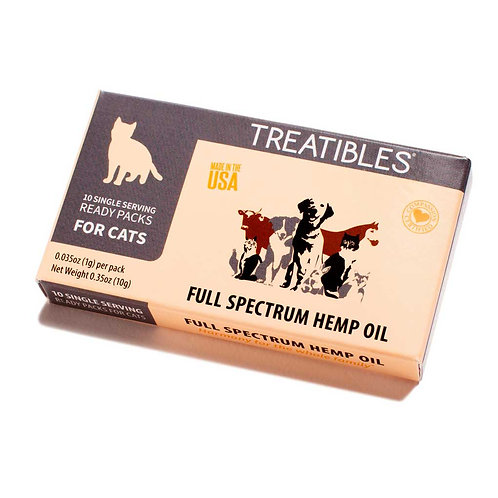 Ready Pack for Cats (10ct) – Feline
