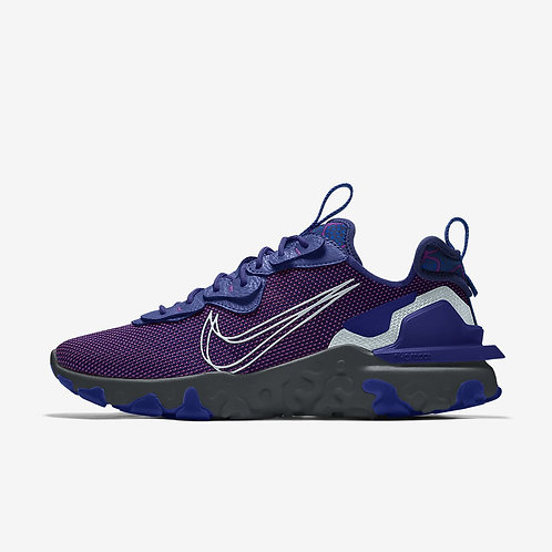 NIKE REACT VISION BY YETI OUT (VOLTAGE PURPLE)