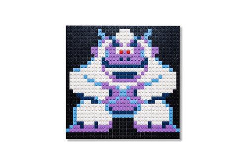 8-Bit Yeti Brick Set