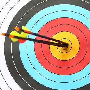 arrows focus to archery target.jpg