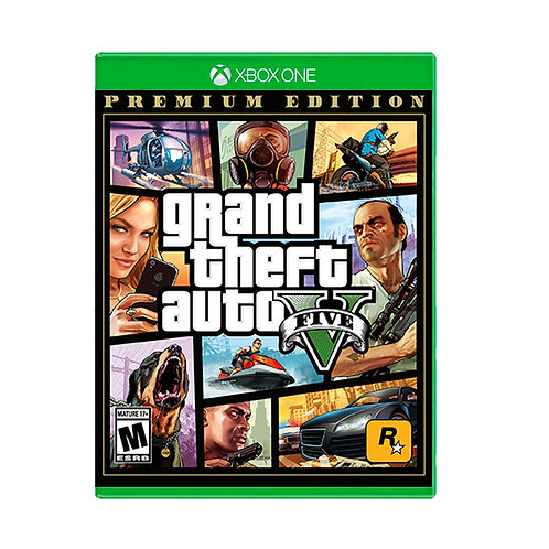 Grand Theft Auto V EP