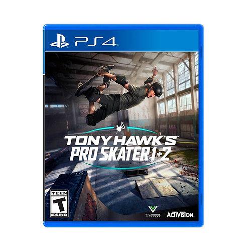 Tony Hawk Skater 1 + 2
