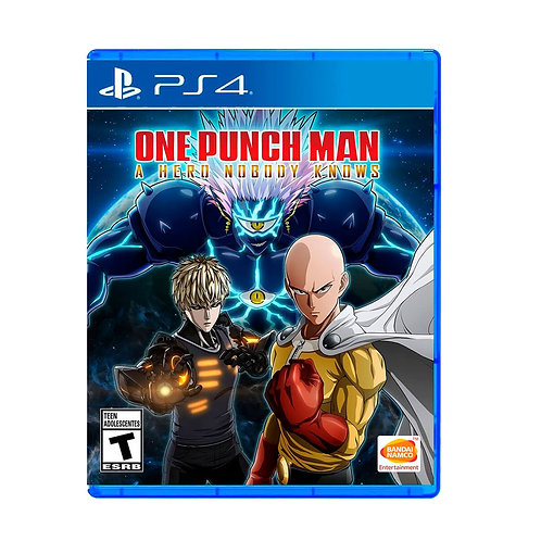 One-Punch Man HNK