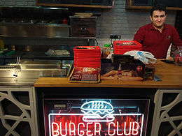 Is Gelistirme Danismanligi: Burger Club