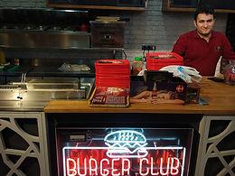 Is Gelistirme Danismanligi: Burger Club