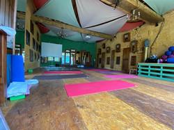 Salle Yoga AetG
