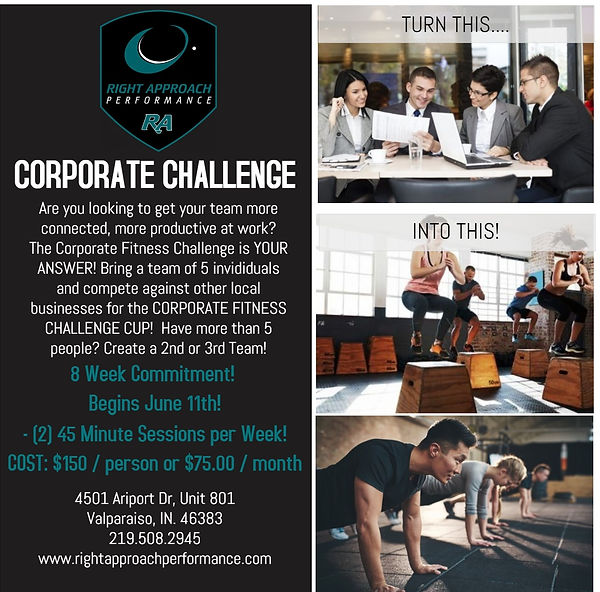 Corporate Fitness