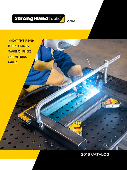 Strong Hand Tools Product Catalog