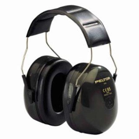 Optime 101 Earmuffs, 27 dB NRR, PELTON, Over the Head