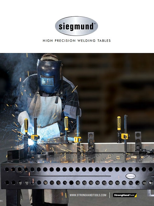 Siegmund Welding Tables Product Catalog