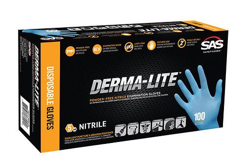DERMA-LITE POWDER GLOVE 5MIL