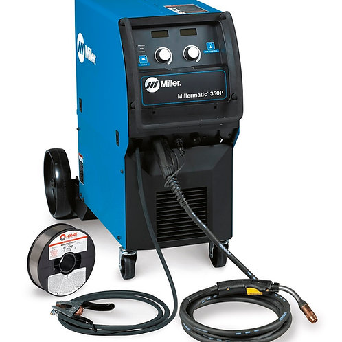 MILLERMATIC 350P AUTO BODY ALUMINUM REPAIR SYSTEM