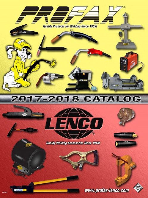 Profax Product Catalog 2018
