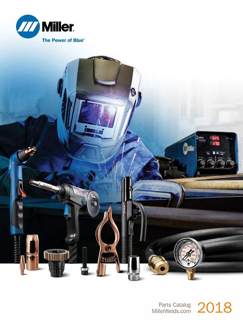 Miller Parts Catalog 2018