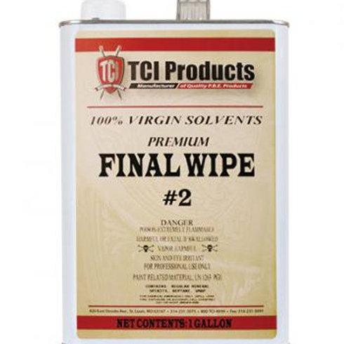 TSC Final Wipe
