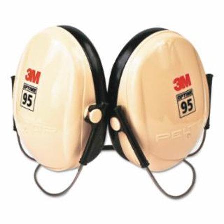 Optime 95 Earmuffs, 21 dB NRR, PELTOR , Behind the Head