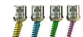 polyaxial screws