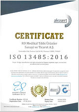 ISO 13485:2016 IMPLANTS