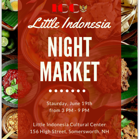 Little Indonesia Night Market