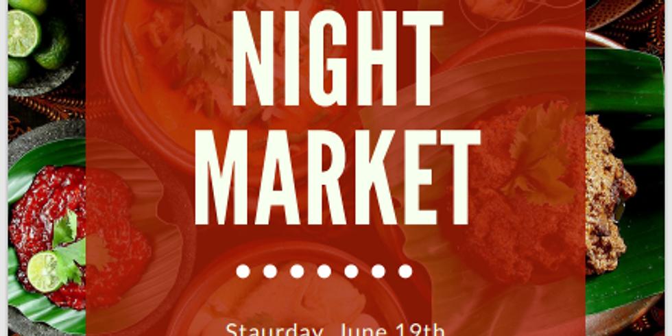 Pasar Malam Kecil Indonesia