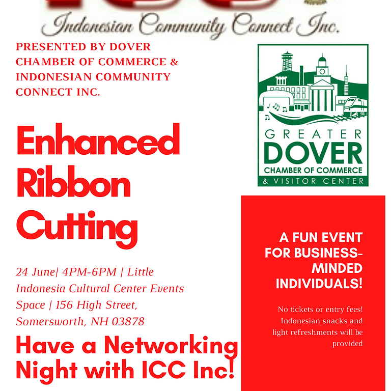 Enhanced Ribbon Cutting and Networking Night