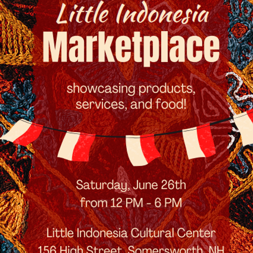 (Vendors) Little Indonesia Marketplace (1)