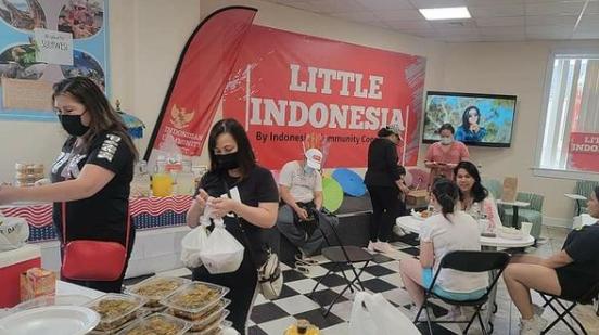 Little Indonesia Café 6/4/21