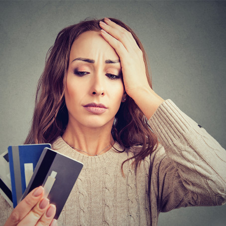 Don't Become A Credit Card Debt Statistic