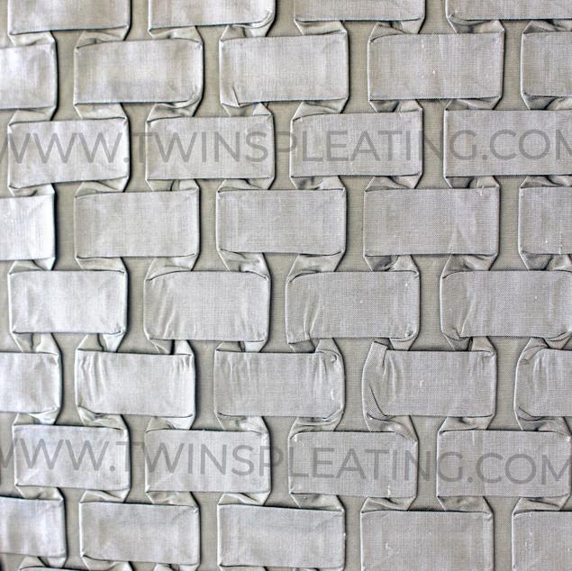 Brick Pleat