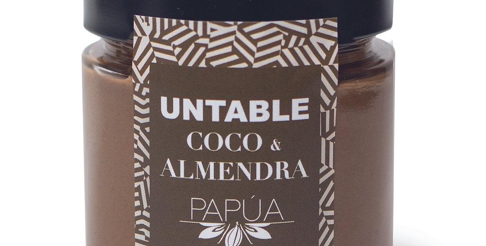 Untable Coco y Almendra