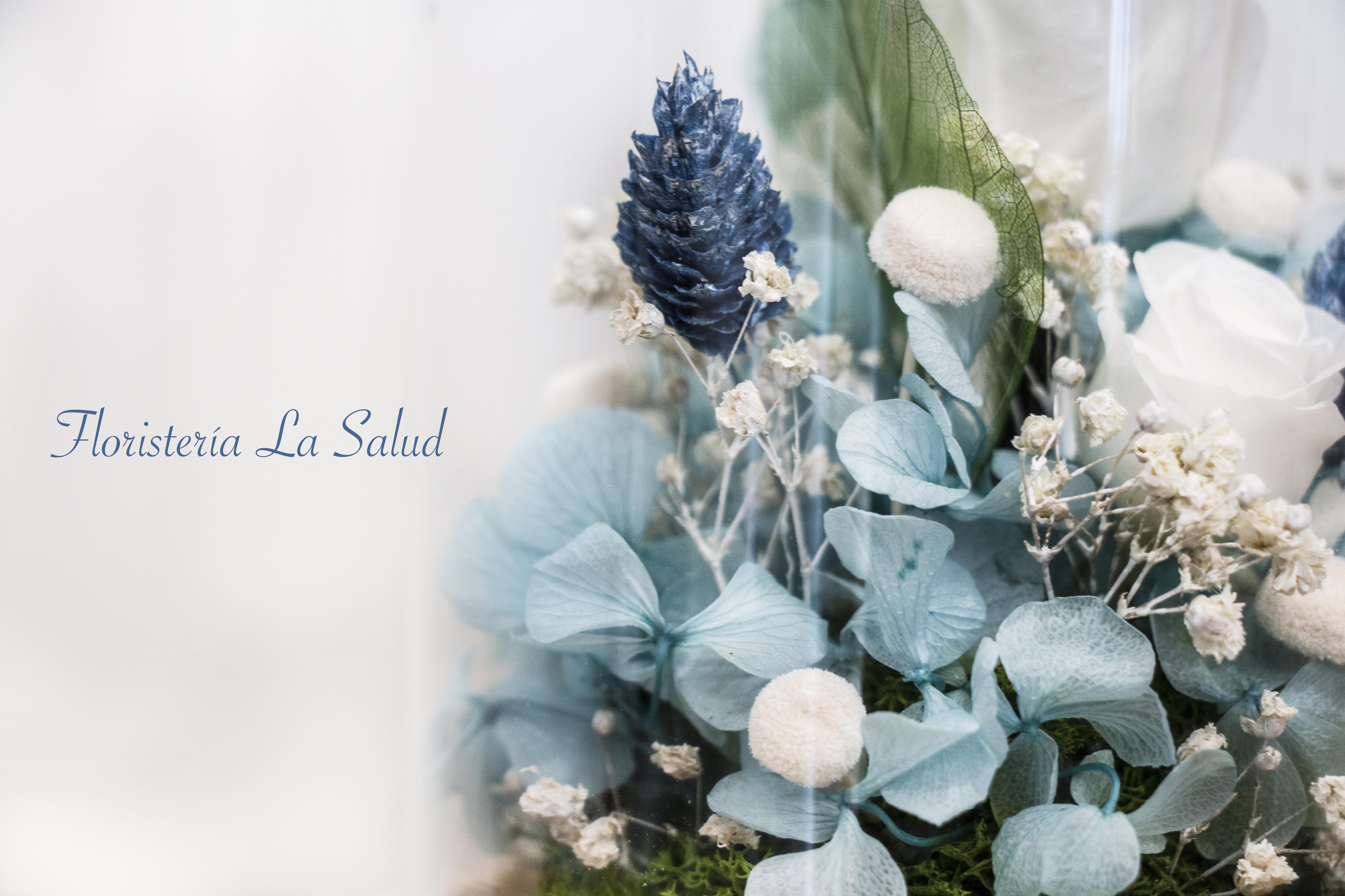 Flor encapsulada