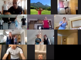 Vincit Pro Fitness - HIIT Exercise At Home