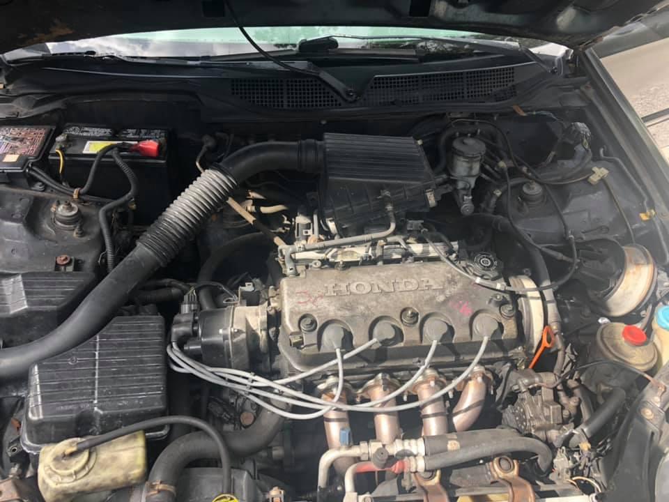 1999 Honda Civic h