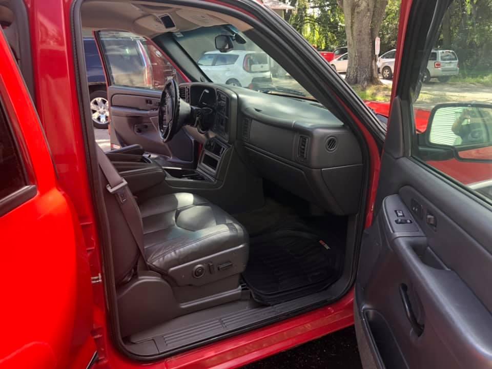 2005 GMC SIERRA Z71