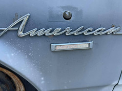 1968 AMC RAMBLER AMERICAN m