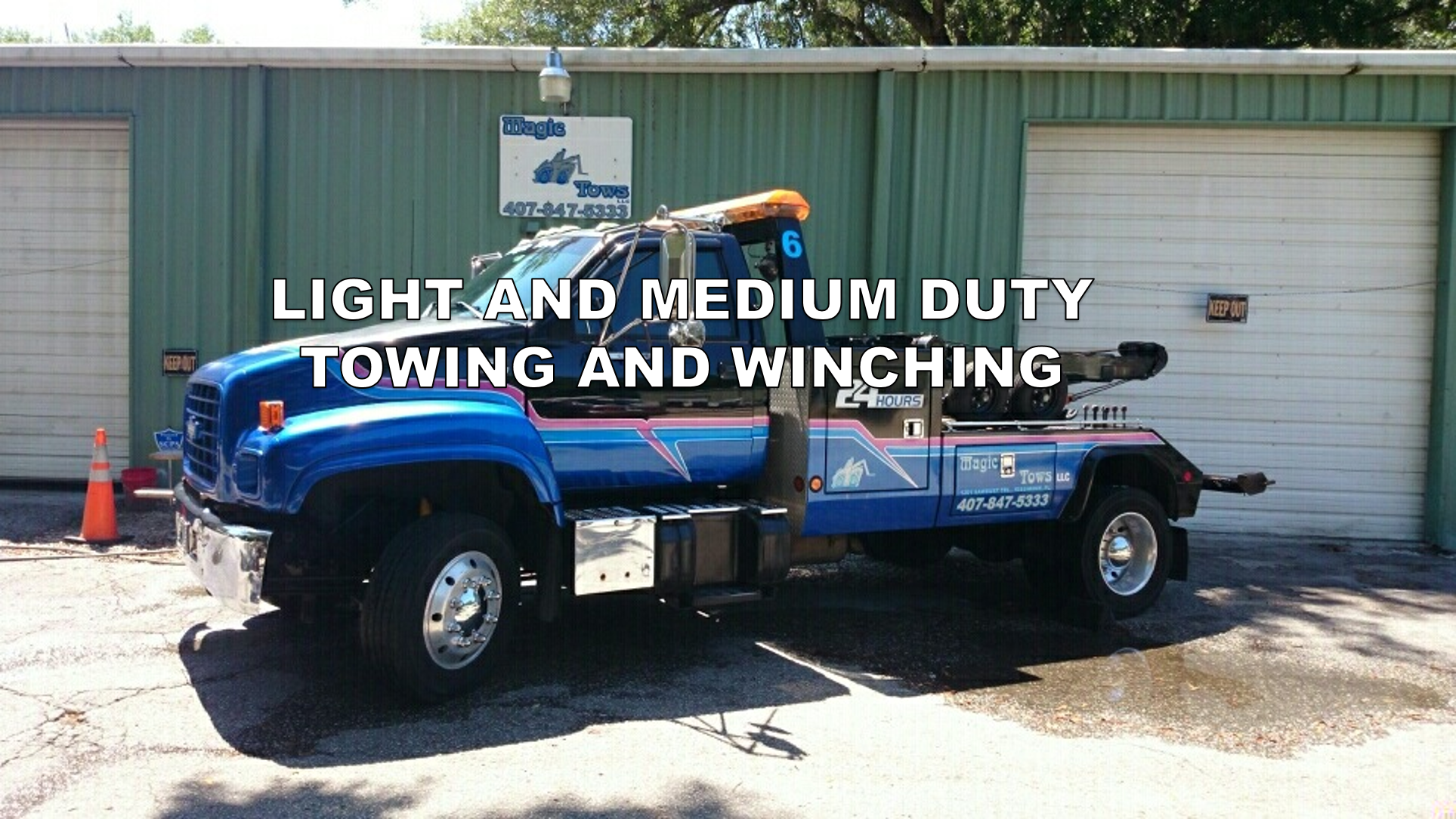 C&S Towing