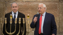 Ambassador David Friedman: 'We left the Middle East in good shape'